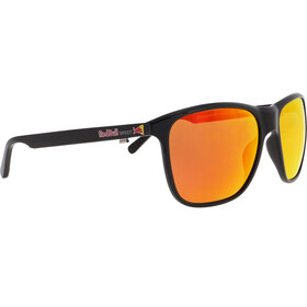 Red Bull SPECT Reach Sunglasses Men, shiny black/brown-red mirror